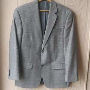 Andrew Fezza suit coat